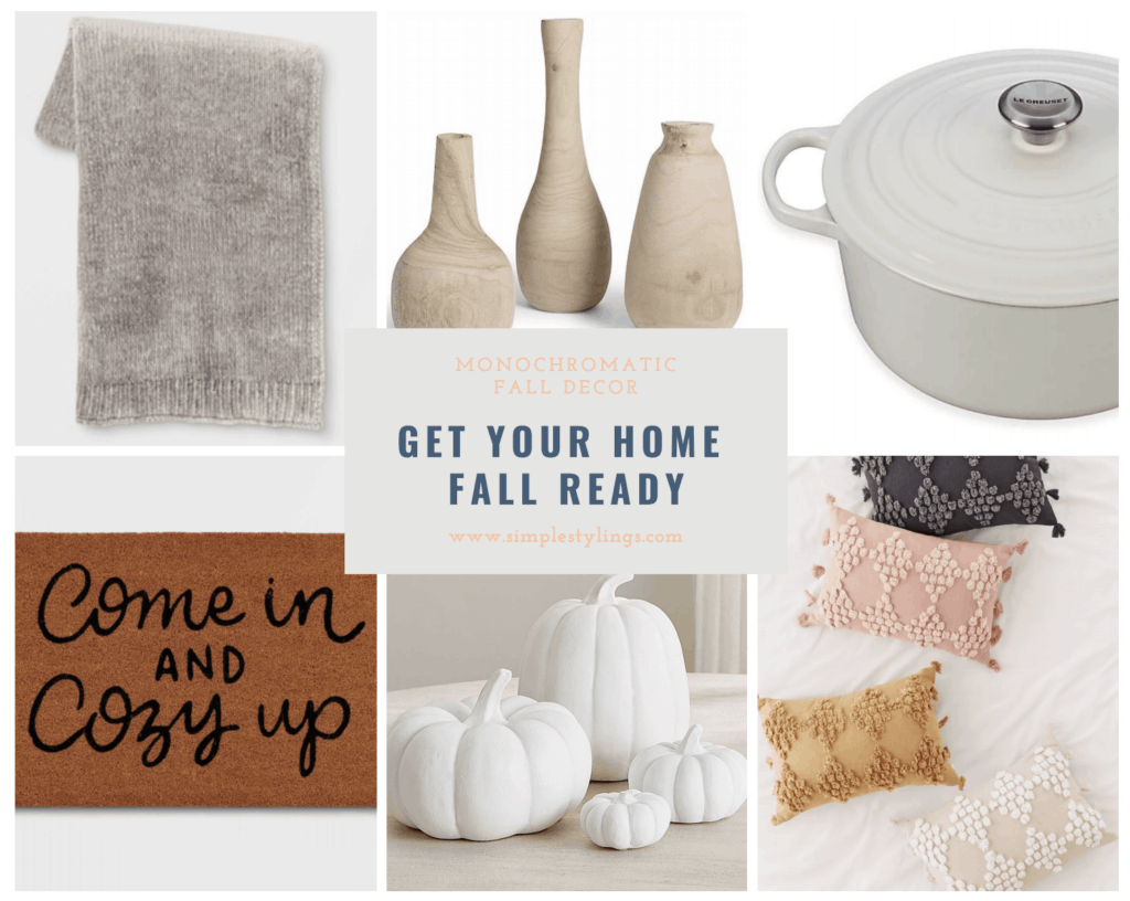 Get Your Home Fall Ready