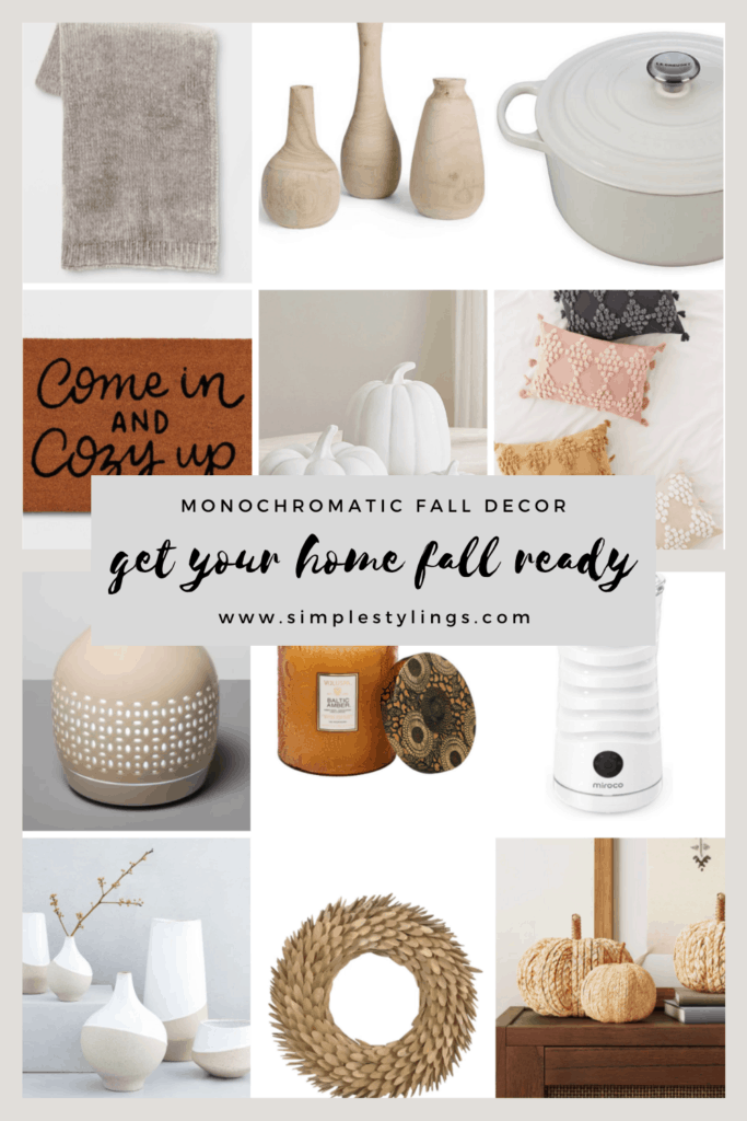 Get Your Home Fall Ready pin