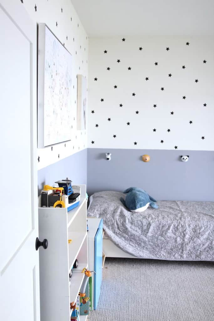 Home of the Month: A Laid Back Lake House baby room