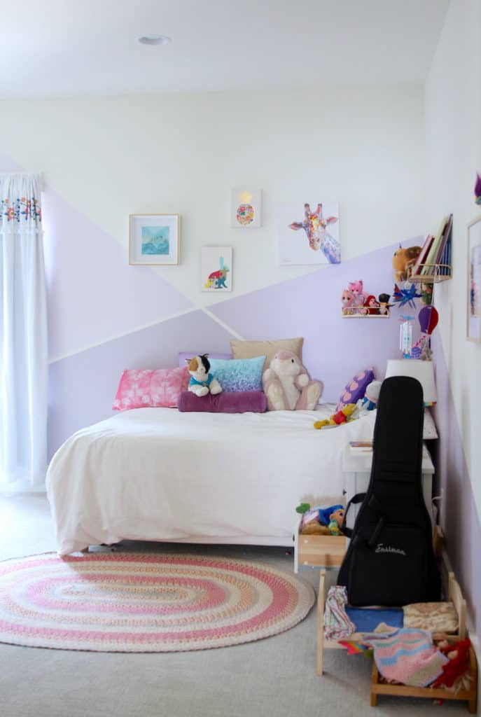 Home of the Month: A Laid Back Lake House maddi's room
