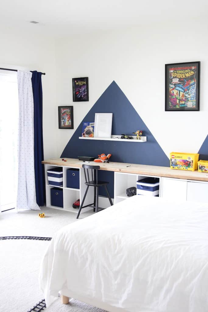 Home of the Month: A Laid Back Lake House mikey's room 2