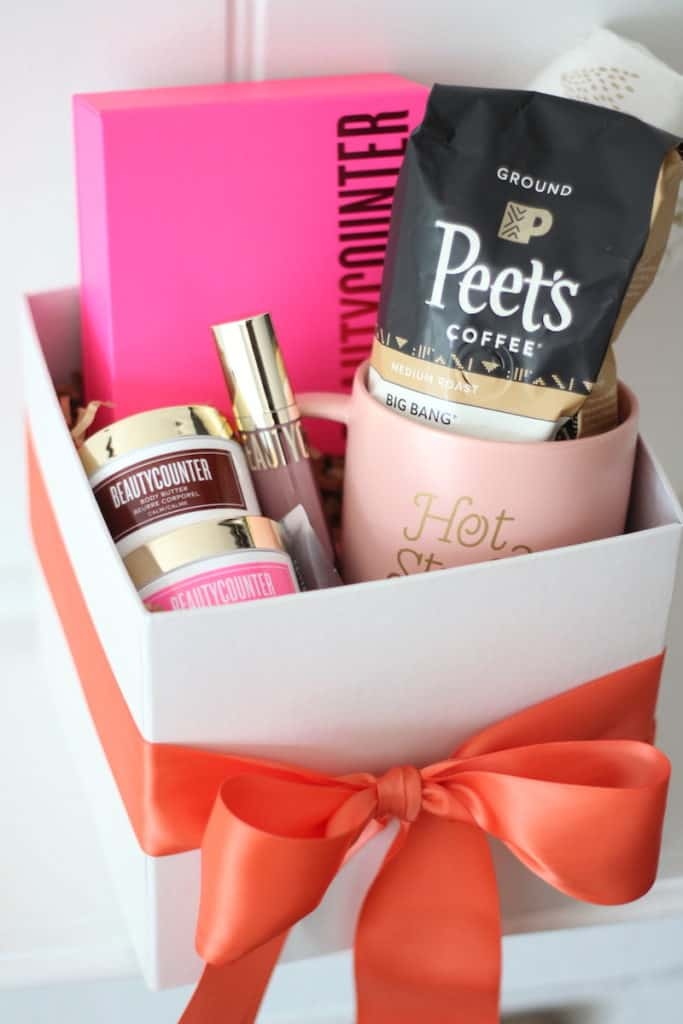 beautycounter gift idea for the seasoned mom or your mom or mother-in-law