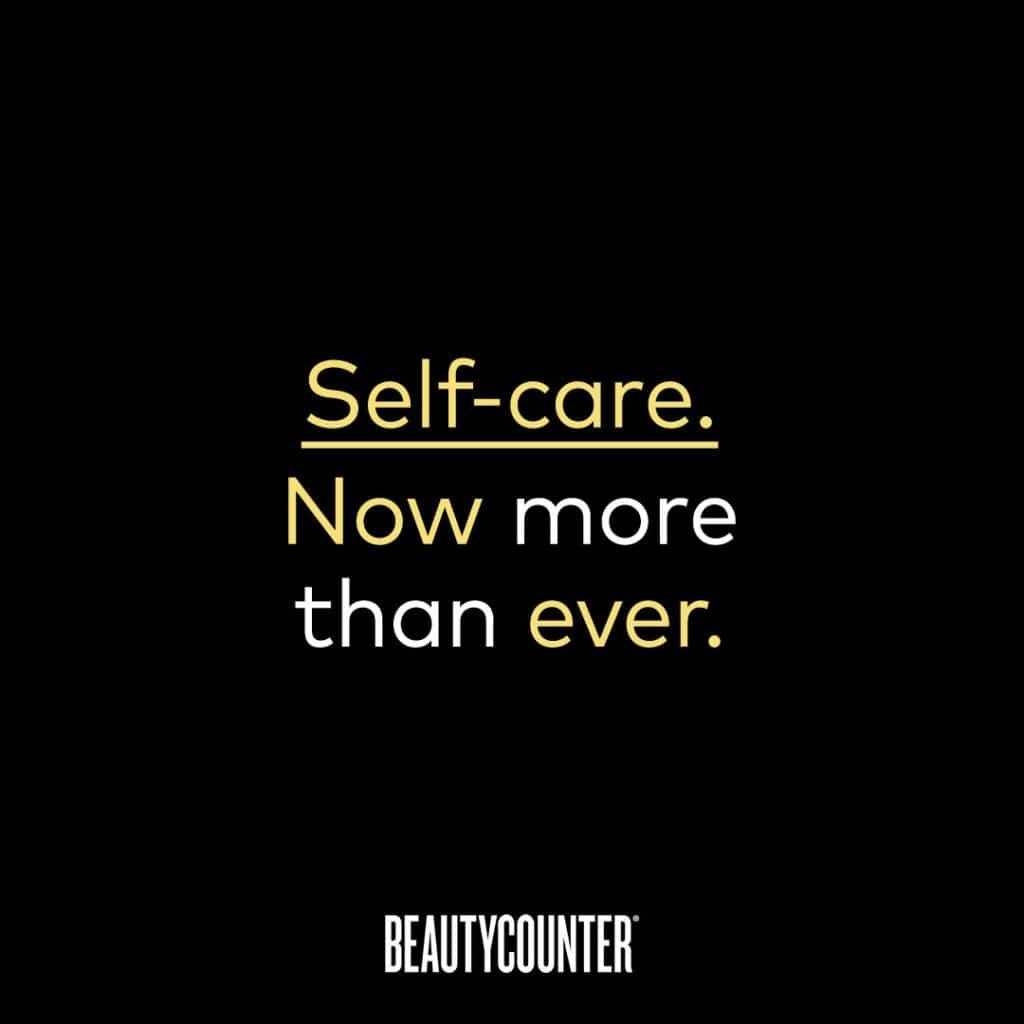 beautycounter self care