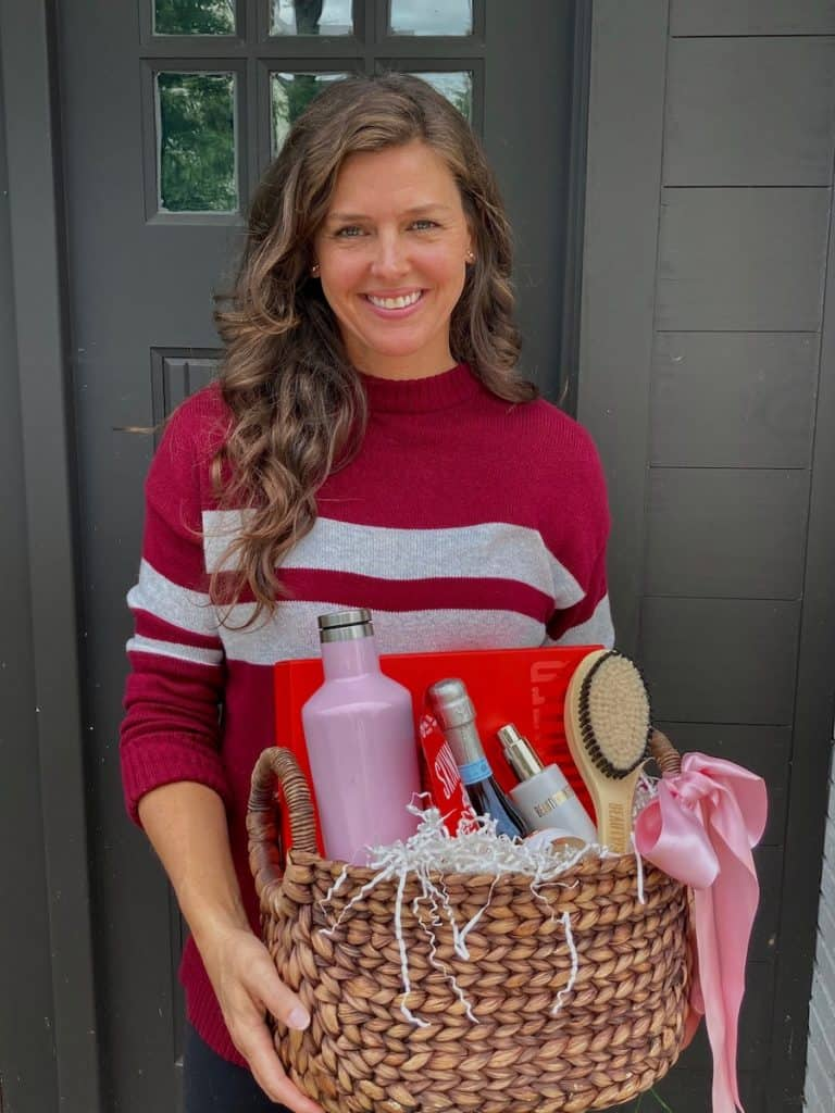 Beautycounter gift basket