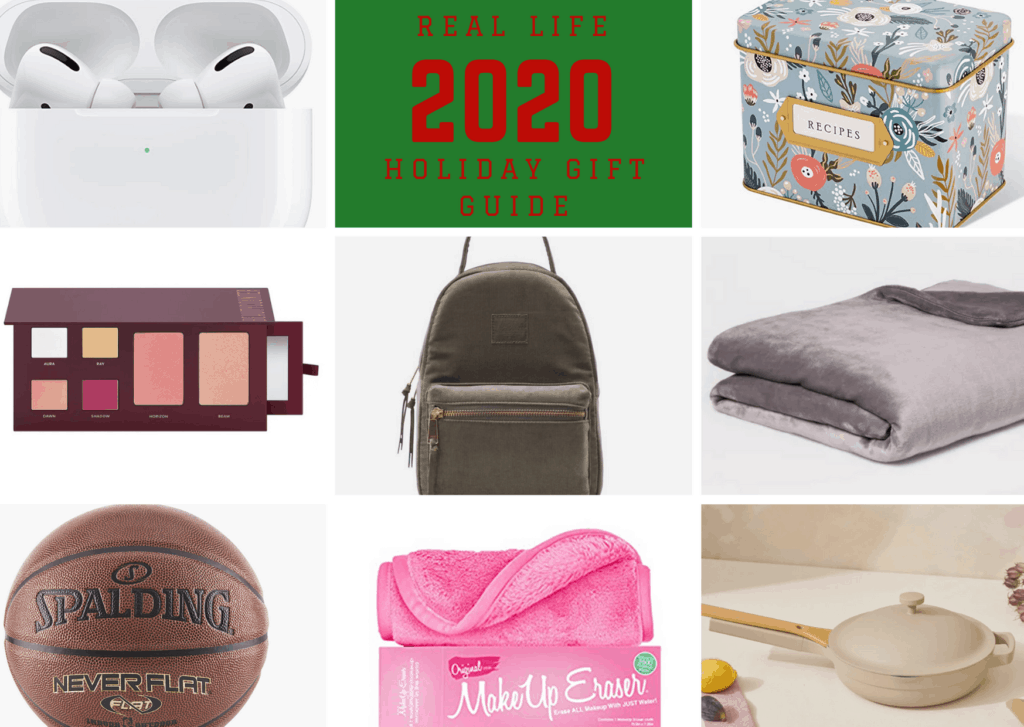 2020 real life holiday gift guide